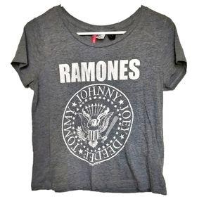 Ramones Band Tee Shirt